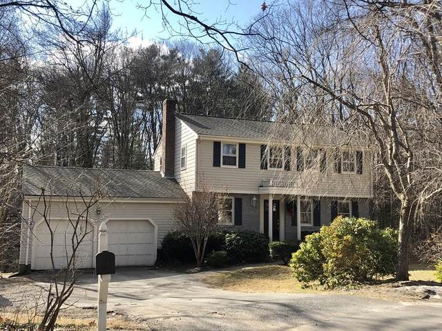 150 Hemlock Dr, Holliston, MA 01746 (MLS #72616501) :: Parrott Realty Group