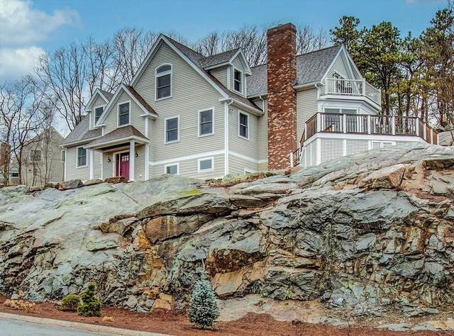 8 Doctors Run, Rockport, MA 01966 (MLS #72617863) :: The Gillach Group