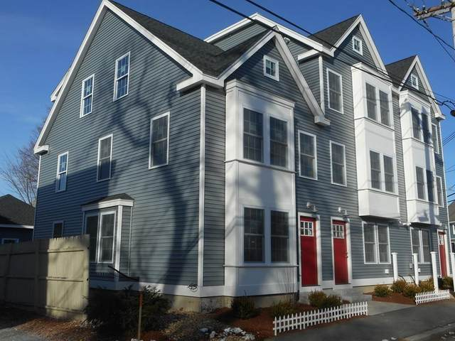 34 Beckford Street A, Beverly, MA 01915 (MLS #72618191) :: DNA Realty Group