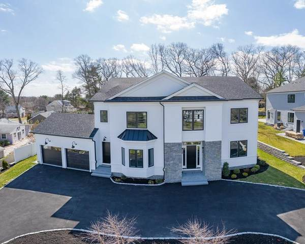 819 Dedham Street, Newton, MA 02459 (MLS #72618929) :: Charlesgate Realty Group