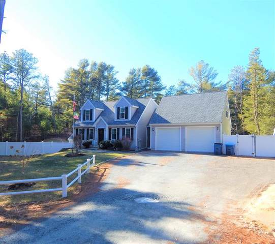 375 Little Sandy Pond Rd, Plymouth, MA 02360 (MLS #72619504) :: RE/MAX Vantage