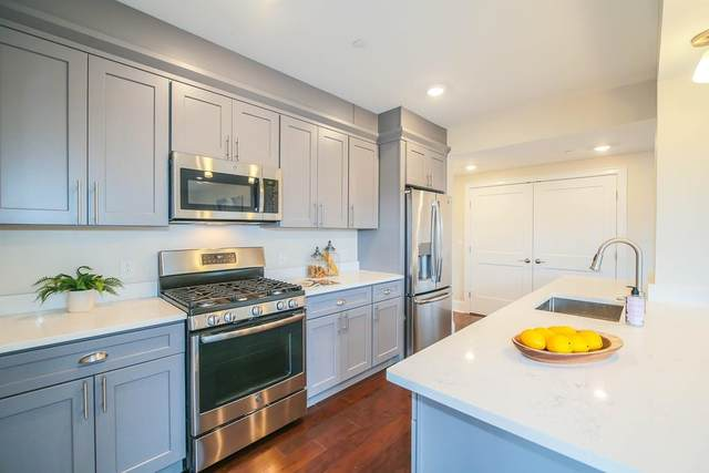 18 Johnson Ave #16, Quincy, MA 02169 (MLS #72619603) :: The Duffy Home Selling Team