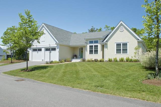 21 Inverness #21, Plymouth, MA 02360 (MLS #72619927) :: Kinlin Grover Real Estate