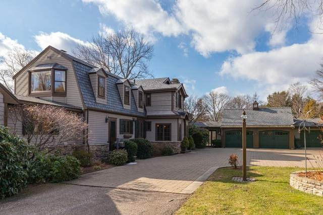150 South St, Needham, MA 02492 (MLS #72620899) :: The Gillach Group