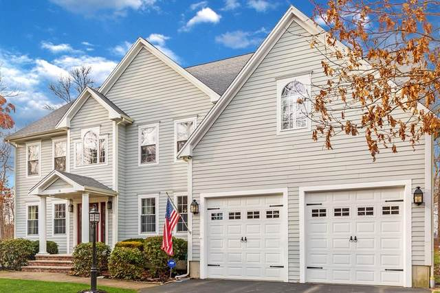 14 Marial Drive, Dartmouth, MA 02748 (MLS #72621859) :: The Duffy Home Selling Team