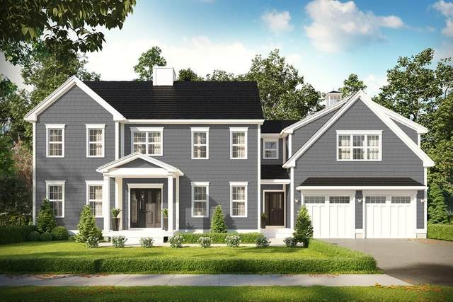 4 Carriage House Way Lot 1, Scituate, MA 02066 (MLS #72622575) :: The Duffy Home Selling Team