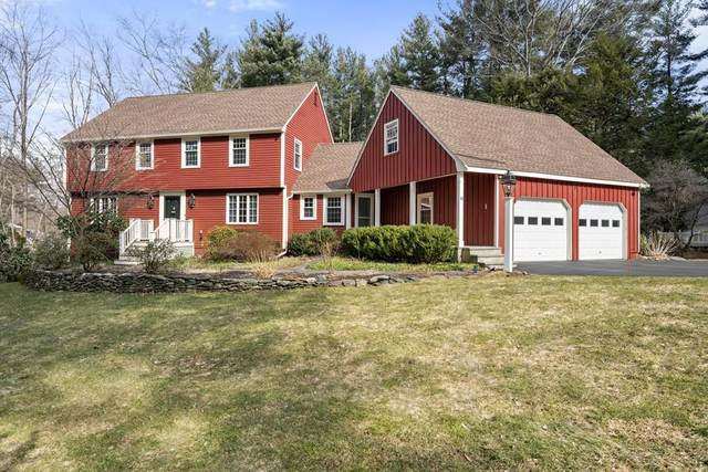 14 Ridge Hill Rd, Sudbury, MA 01776 (MLS #72622598) :: The Gillach Group