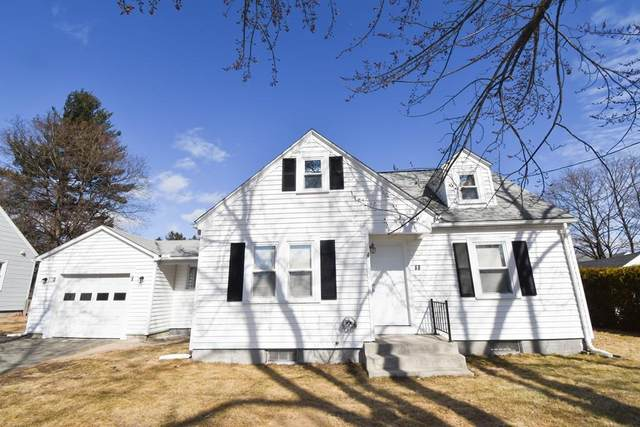69 Hillcrest St, Chicopee, MA 01020 (MLS #72622716) :: NRG Real Estate Services, Inc.