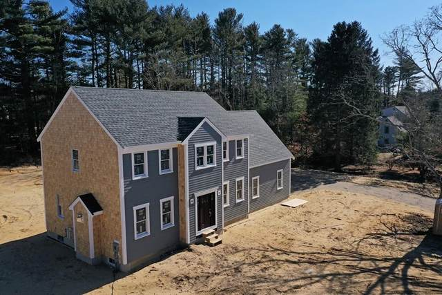 600 Federal Furnace Rd, Plymouth, MA 02360 (MLS #72623956) :: The Gillach Group