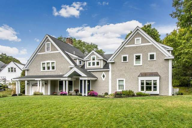 3 Cricket Circle, Scituate, MA 02066 (MLS #72623960) :: Charlesgate Realty Group