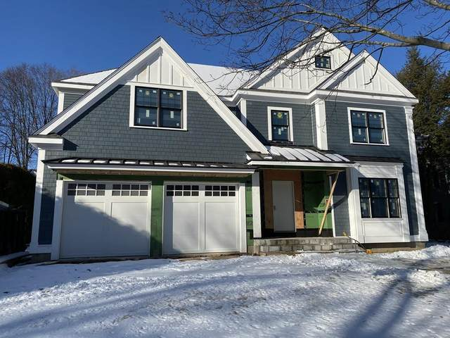 45 Woodlawn Avenue, Needham, MA 02492 (MLS #72624771) :: RE/MAX Unlimited