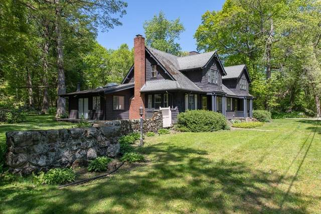 83 Woodchester Dr., Weston, MA 02493 (MLS #72625977) :: Spectrum Real Estate Consultants