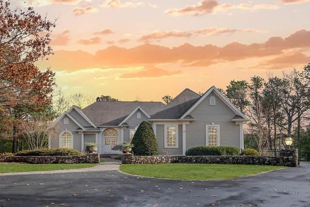 16 Hayden Ridge, Plymouth, MA 02360 (MLS #72626553) :: Conway Cityside