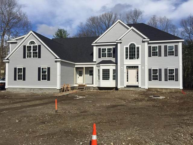 4 Lost Brook Trail, Walpole, MA 02081 (MLS #72627190) :: The Gillach Group