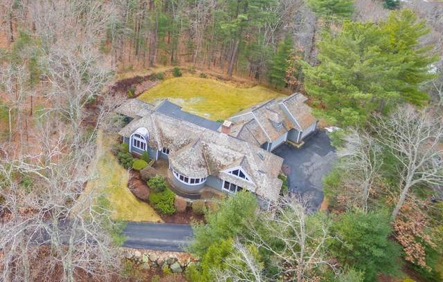 93 Country Club Way, Ipswich, MA 01938 (MLS #72628135) :: The Gillach Group
