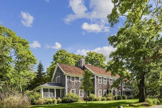 50 Nickerson Drive, Barnstable, MA 02635 (MLS #72629282) :: The Gillach Group