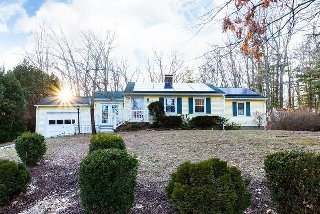 199 Brigham Hill Road, Grafton, MA 01536 (MLS #72629442) :: The Duffy Home Selling Team