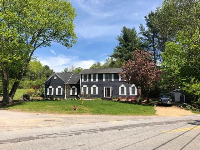 390 Marshall St, Paxton, MA 01612 (MLS #72630320) :: Parrott Realty Group