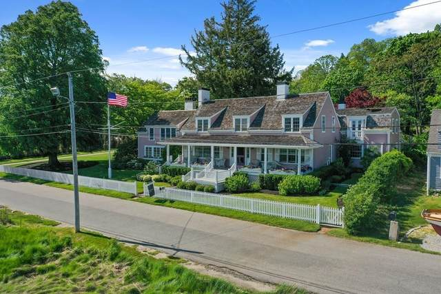 90 Howard Gleason Rd, Cohasset, MA 02025 (MLS #72630672) :: Spectrum Real Estate Consultants
