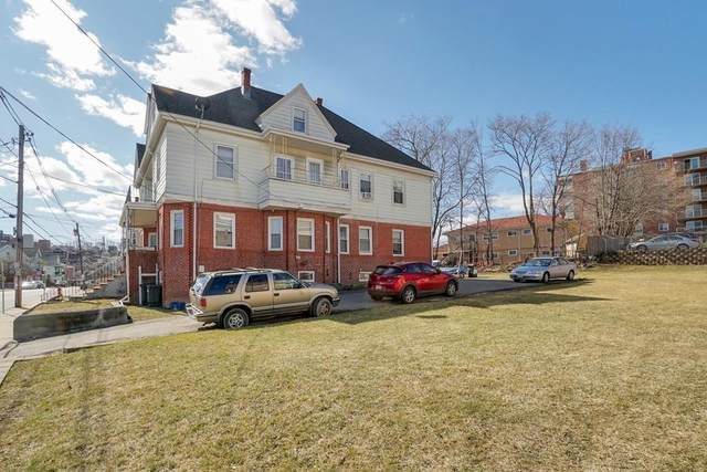 78 & 84 Garfield Ave, Chelsea, MA 02150 (MLS #72630747) :: Charlesgate Realty Group