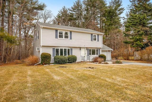 38 Lawrence St, Wilmington, MA 01887 (MLS #72631741) :: Exit Realty