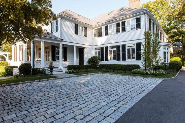 2 Springdale Ave, Wellesley, MA 02481 (MLS #72632044) :: The Gillach Group