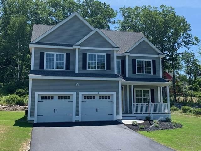 Lot 50 Jordan Road, Holden, MA 01520 (MLS #72633136) :: The Duffy Home Selling Team