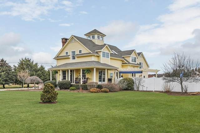 177 Pleasant, Rehoboth, MA 02769 (MLS #72633597) :: The Gillach Group