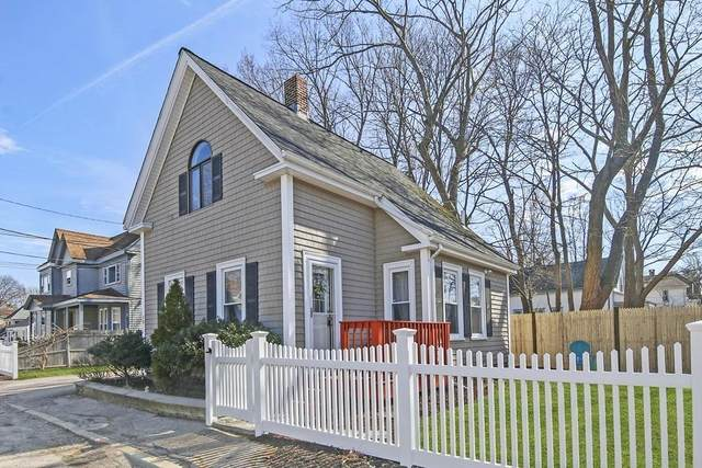 50 Linden Street, Rockland, MA 02370 (MLS #72634353) :: The Gillach Group
