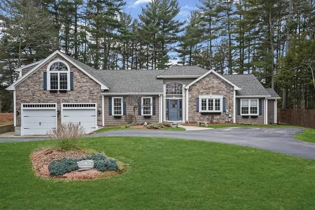 545 Camp Dixie Rd, Burrillville, RI 02859 (MLS #72634789) :: Spectrum Real Estate Consultants
