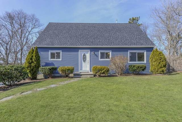 9 Westerly Dr, Bourne, MA 02532 (MLS #72635096) :: Charlesgate Realty Group