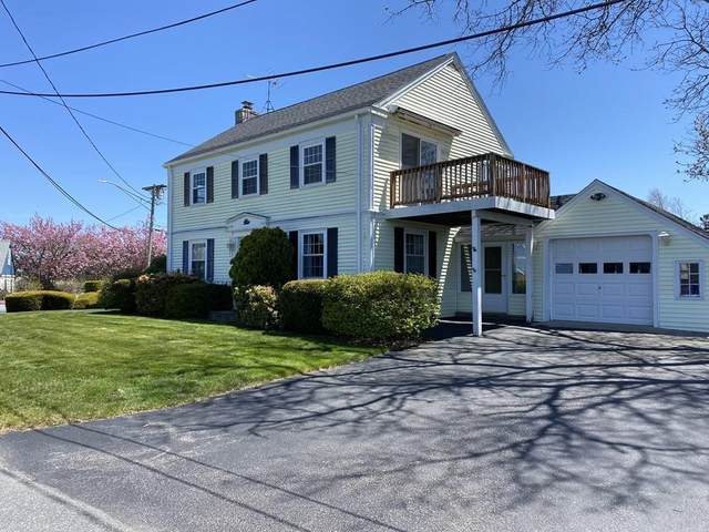 40 Benedict Rd, Bourne, MA 02532 (MLS #72635769) :: Charlesgate Realty Group