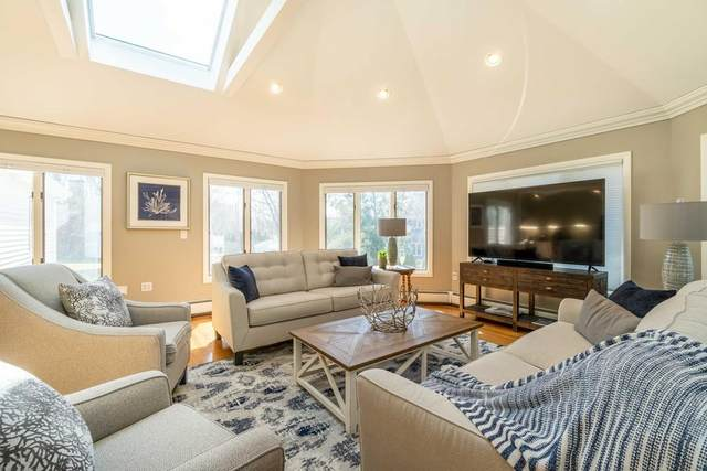 16 Highview Drive, Hingham, MA 02043 (MLS #72636037) :: The Gillach Group