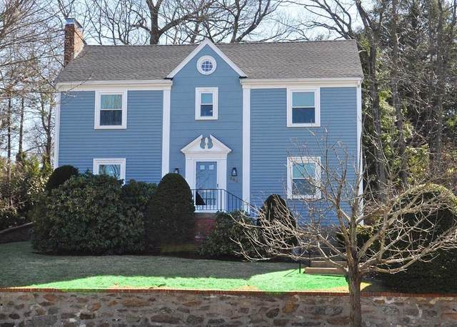542 Commonwealth Avenue, Newton, MA 02459 (MLS #72636513) :: The Gillach Group