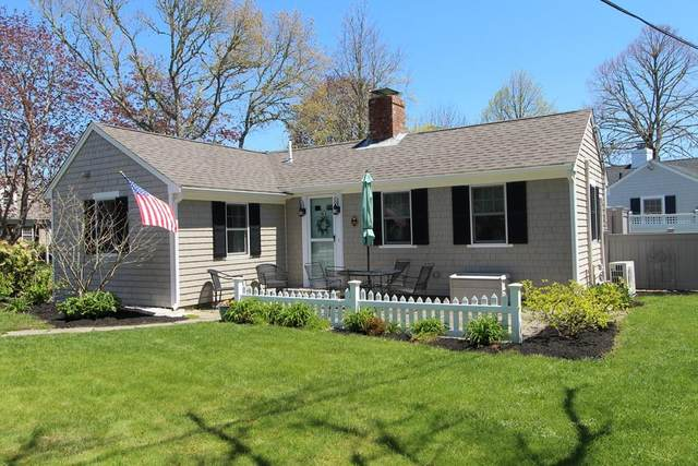 31 Lincoln Village Road, Harwich, MA 02646 (MLS #72636853) :: EXIT Cape Realty