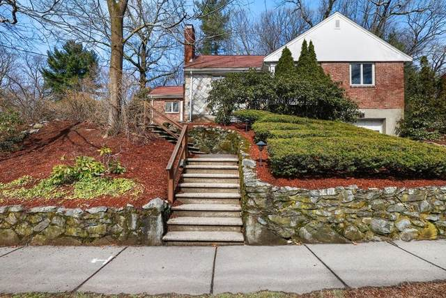 45 Wiswall Rd, Newton, MA 02459 (MLS #72637088) :: The Gillach Group