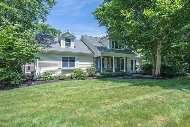 14 Fuller Street, Rehoboth, MA 02769 (MLS #72638204) :: The Gillach Group