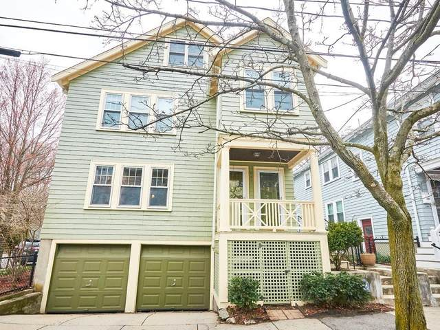117 Franklin Street #1, Brookline, MA 02445 (MLS #72638283) :: The Gillach Group