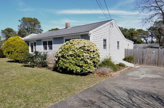 8 Trotters Ln, Dennis, MA 02670 (MLS #72638588) :: The Gillach Group