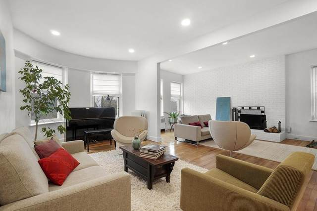 285 Tappan St #285, Brookline, MA 02445 (MLS #72638654) :: The Gillach Group