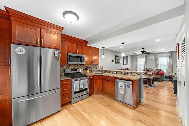 35 Wenlock Rd #35, Boston, MA 02122 (MLS #72638959) :: Taylor & Lior Team