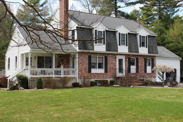 65 Gilmore Road, Easton, MA 02356 (MLS #72638974) :: The Gillach Group