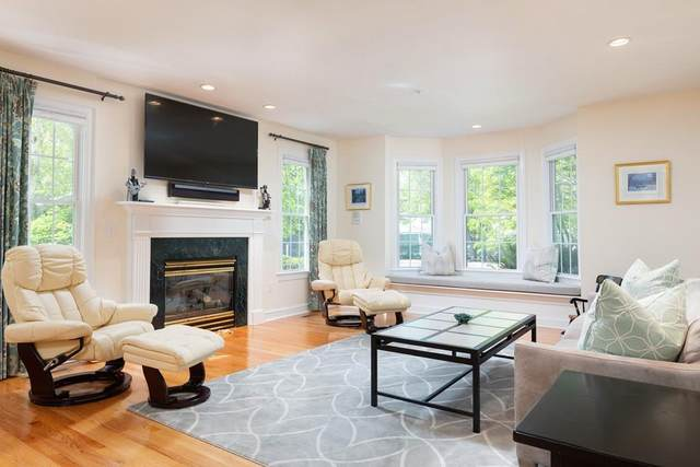 219 Victory Rd #219, Quincy, MA 02171 (MLS #72639547) :: The Duffy Home Selling Team