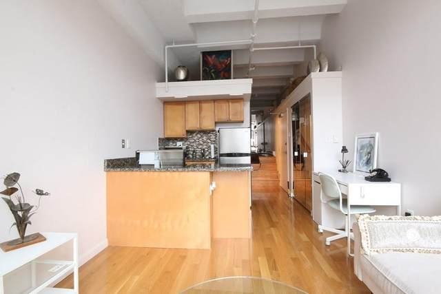 12 Stoneholm St #314, Boston, MA 02115 (MLS #72639965) :: Westcott Properties