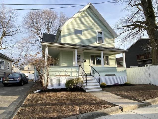 9 Erickson St, Malden, MA 02148 (MLS #72640905) :: DNA Realty Group