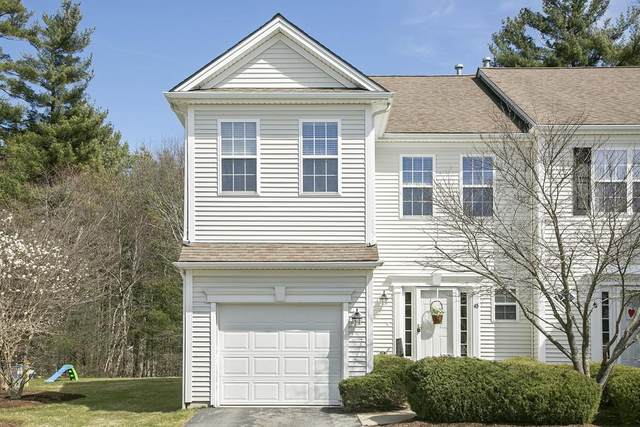 45 Bagnell Drive #45, Pembroke, MA 02359 (MLS #72641970) :: EXIT Cape Realty