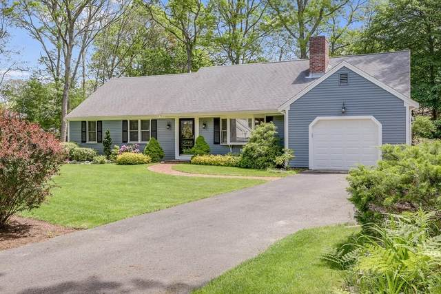 32 Rainbow Drive, Barnstable, MA 02632 (MLS #72642121) :: Welchman Real Estate Group