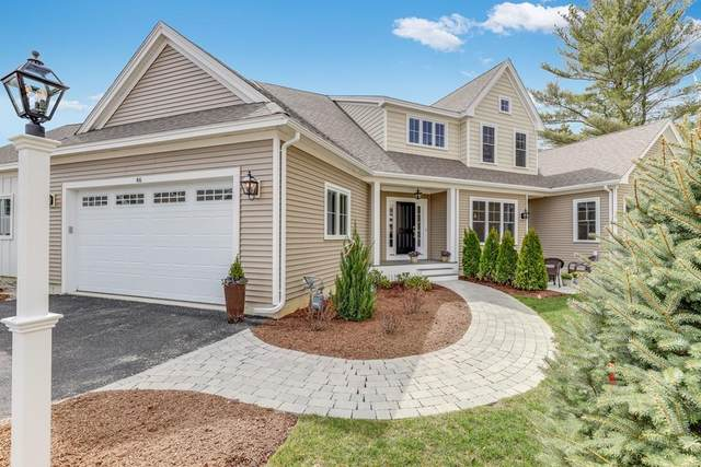 54 Sunflower Way, Plymouth, MA 02360 (MLS #72642921) :: Charlesgate Realty Group