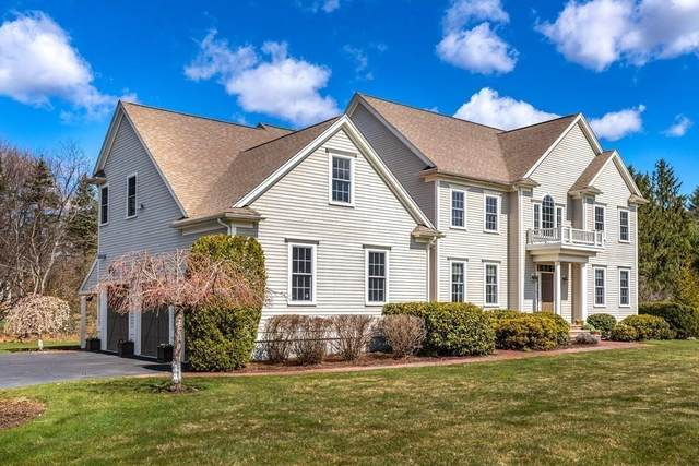 8 Suzanne Ln, Mansfield, MA 02048 (MLS #72643938) :: Trust Realty One