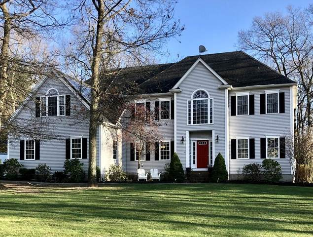 16 Summer Heights Dr, Franklin, MA 02038 (MLS #72644567) :: Trust Realty One